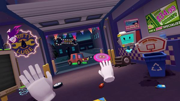 симулятор виртуальная реальность