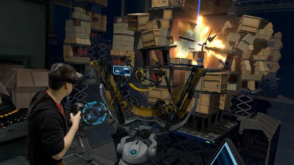 лаборатория виртуальная реальность