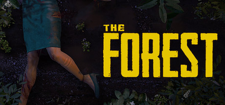 the forest в VR