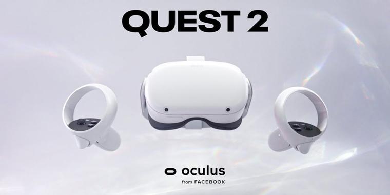 шлем виртуальной реальности oculus quest 2