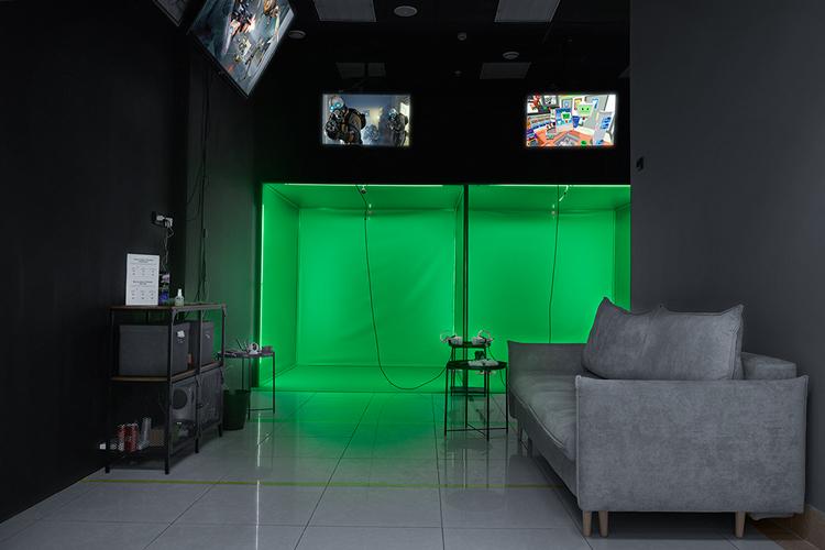клуб виртуальной реальности в москве