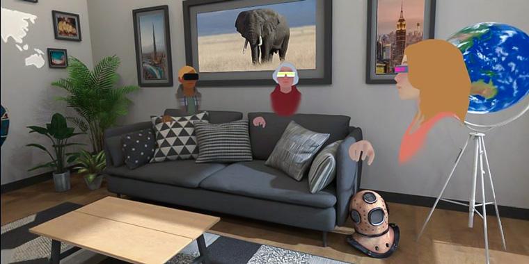alcove vr приложение виртуальной реальности