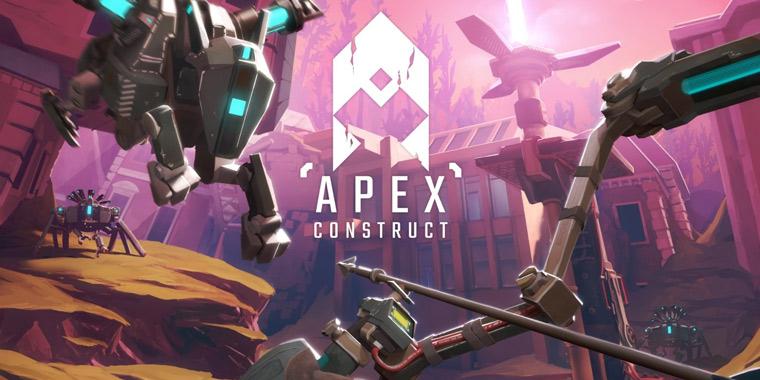 vr игра Apex Construct