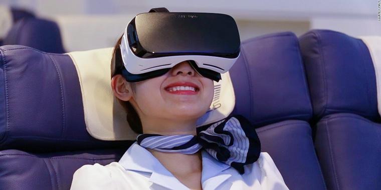 путешествие в виртуальной реальности