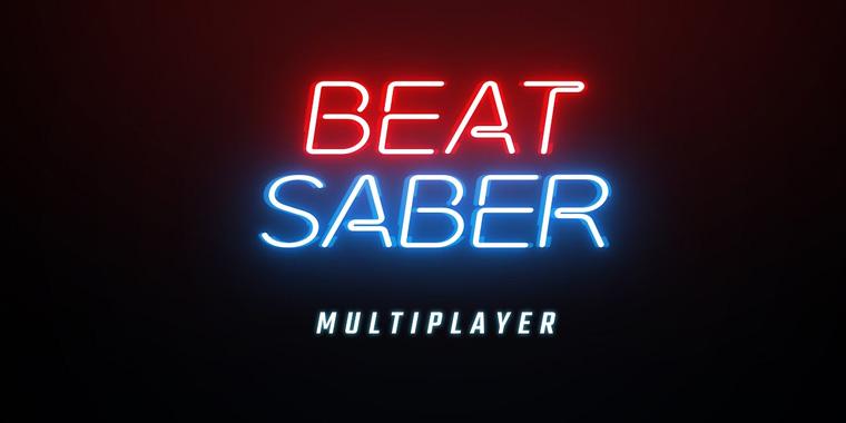 командная vr игра в beat saber
