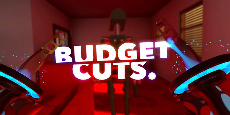 Budget Cuts VR игра
