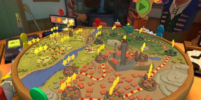 играть в шеф повара в виртуальной реальности