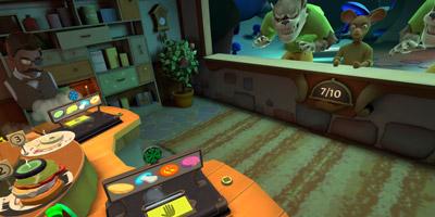 готовка в виртуальной реальности
