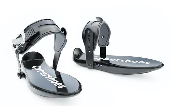 ботинки для перемещения в виртуальной реальности