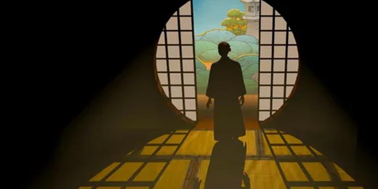 новый vr опыт об истории японского художника