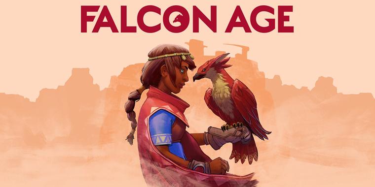 игра виртуальной реальности Falcon Age