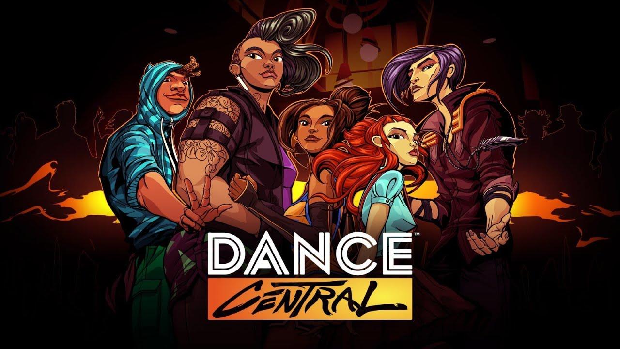 танцевальная VR игра