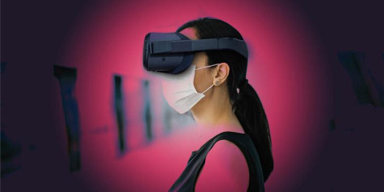 коронавирус новости виртуальная реальность