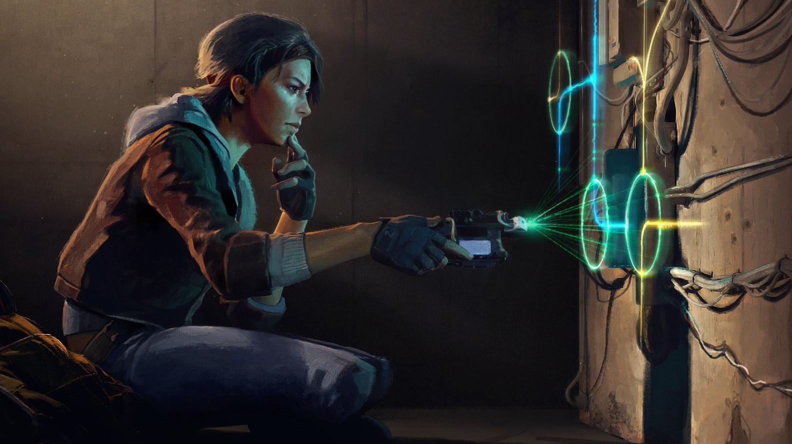 vr игра Half-Life: Alyx в образовании