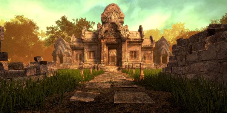 игры виртуальной реальности для медитации