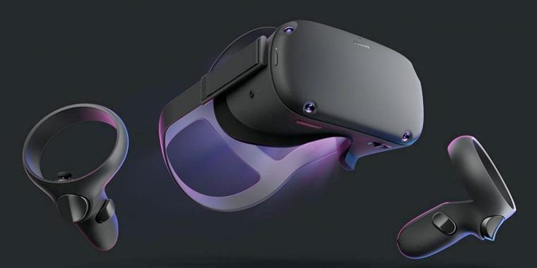 vr шлем oculus quest