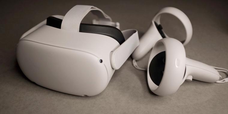 новая прошивка для vr шлема oculus quest