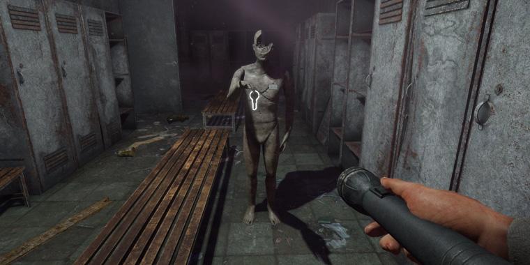 командный vr хоррор в клубе виртуальной реальности