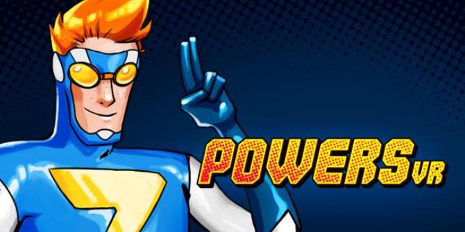 vr игра про супергероев
