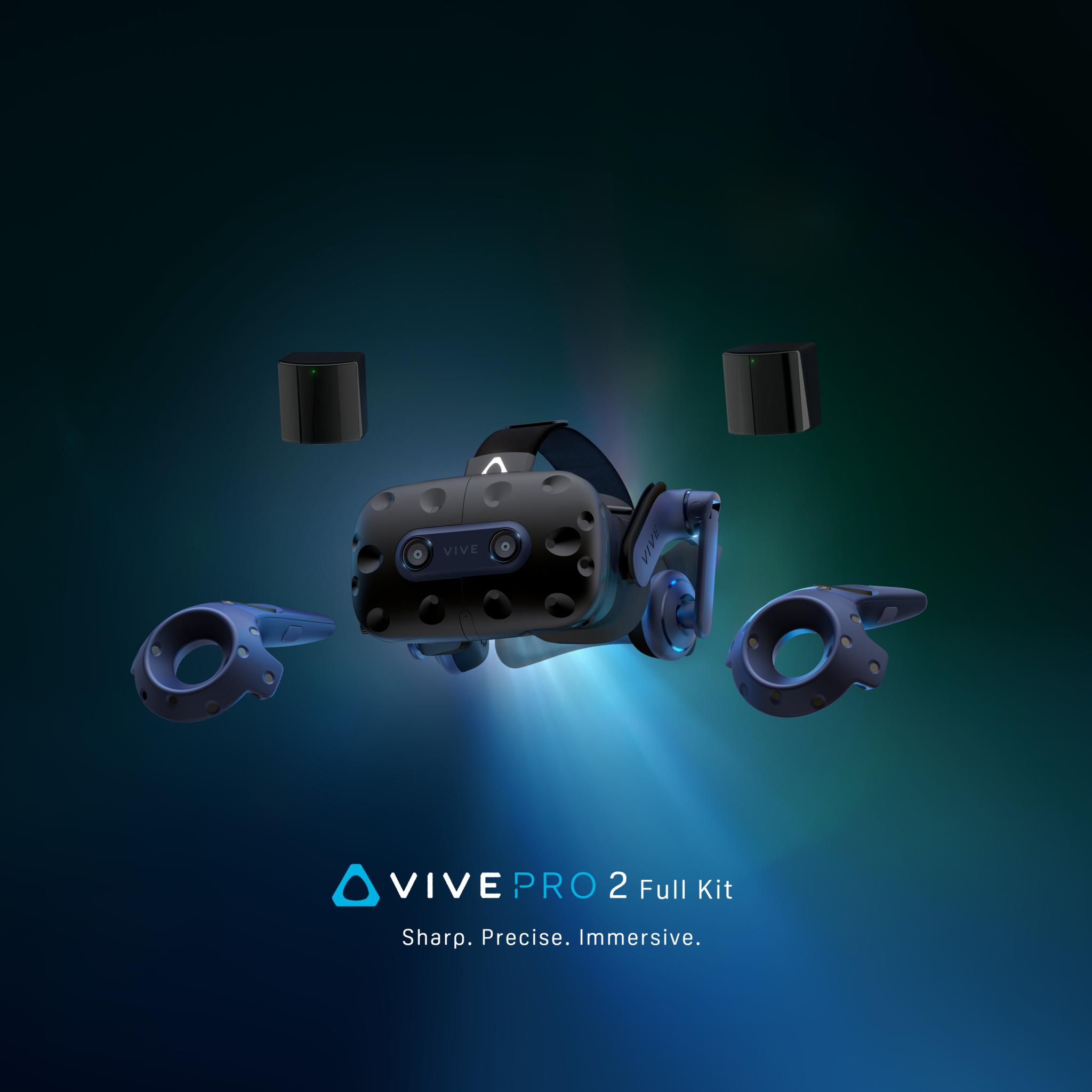новый шлем виртуальной реальности