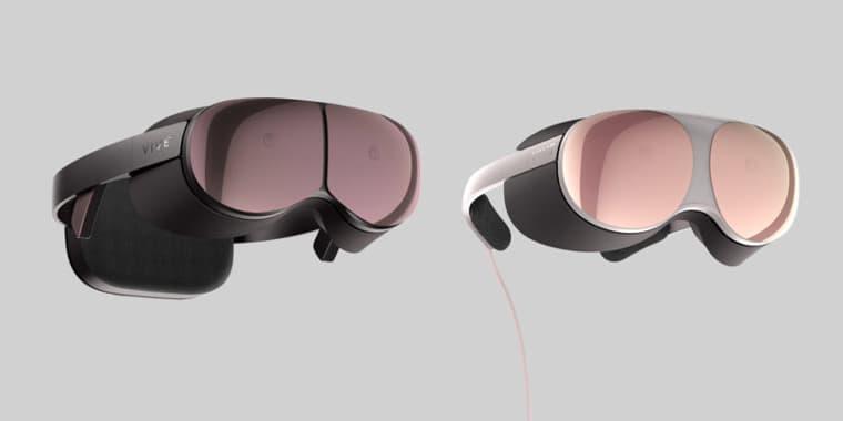 новый шле виртуальной реальности от htc