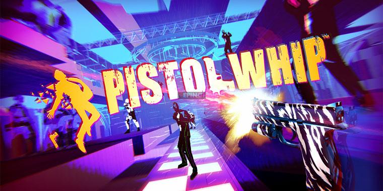 vr игра pistol whip в клубе виртуальной реальности