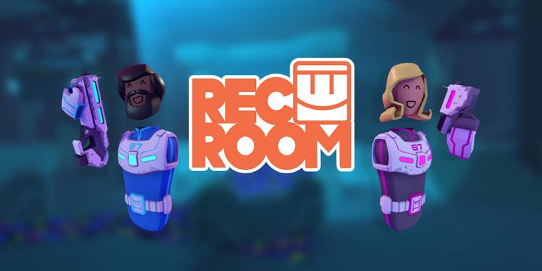 vr игра rec room
