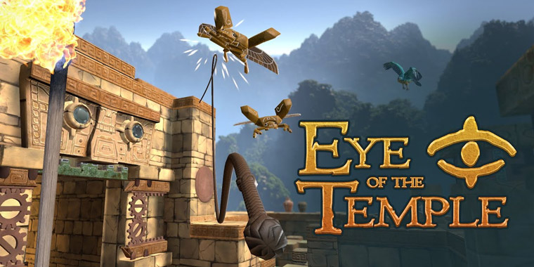 vr игра eye of the temple