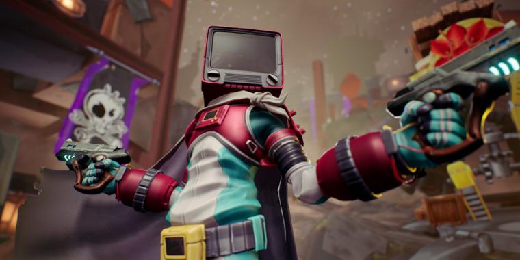 игра виртуальной реальности captain toonhead