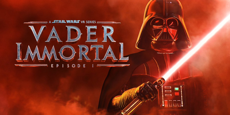 Vader Immortal в виртуальной реальности на PSVR