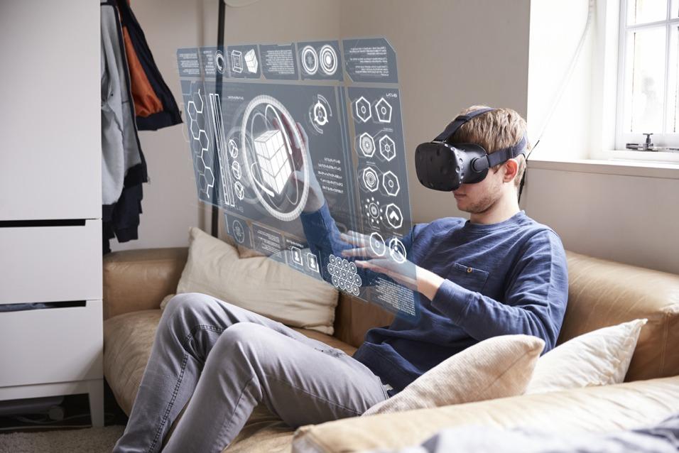 виртуальная реальность для студентов